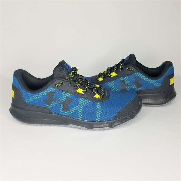 91b79ee895 NWOB Under Armour Men's Toccoa Running Shoes Sz 10